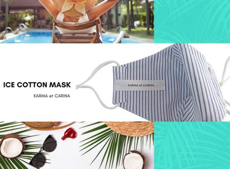 夏マスクの追加販売につきまして | 2期