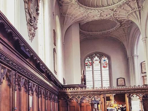 St Mary Adlermary Closure (Covid-19)
