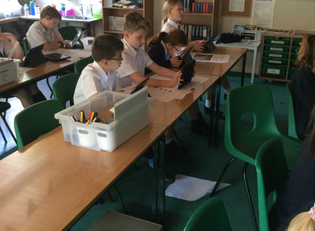 Year 5 ICT across the curriculum