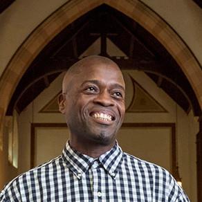 Pastor Barry Randolph