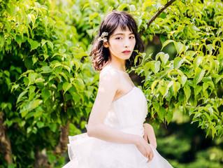 Bridal shoot in Tokyo!