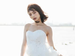 Bridal shoot in Tokyo