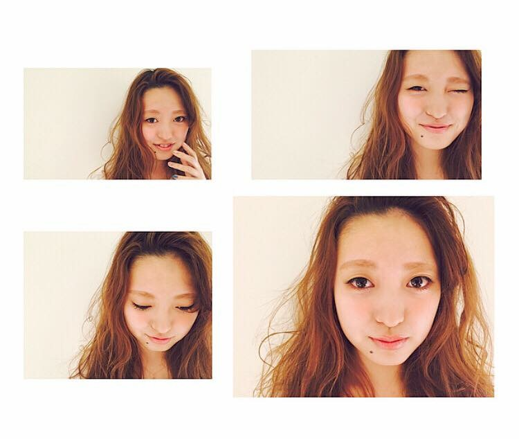 Makeup shooting メイク イメチェン Feminine