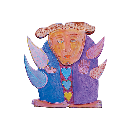 The Angel of Abundant Heart