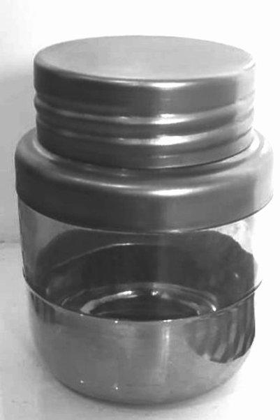 Threaded Container 12 cm