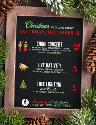 월드밀알선교합창단의 크리스마스 콘서트