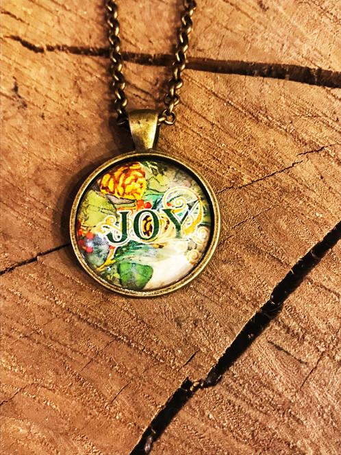 Joy pendant thevintagelady mozeypictures Choice Image