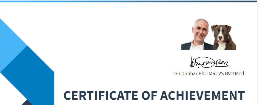 Dunbar Growl Class Certification.PNG