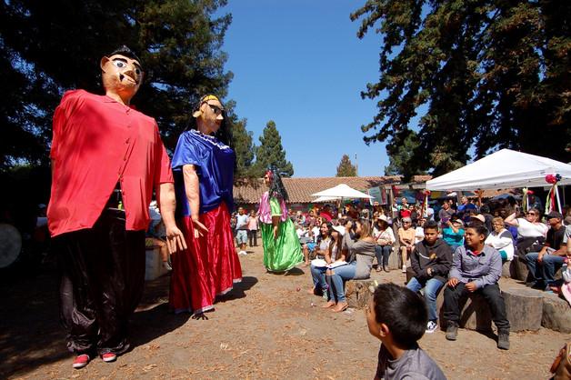 Event Management at the Mole & Mariachi Festival
