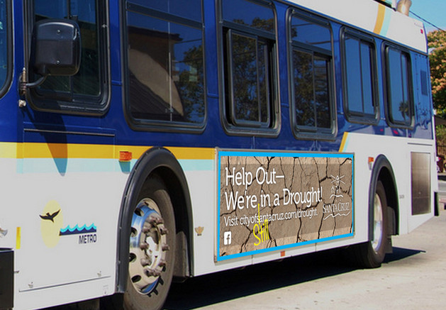 Water Conservation Campaign Helps Santa Cruz Lead California
