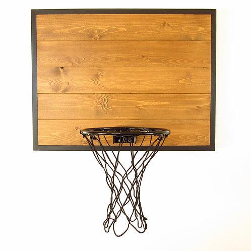Modern Indoor Wood Basketball Hoop