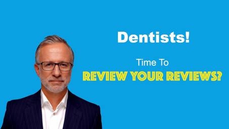 Time To Review Your Practice's Google Reviews?