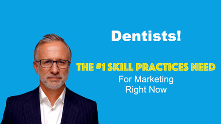 The # 1 Skill Practices Need For Marketing Right Now