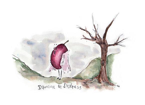 Damson in Distress