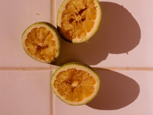 Green Lemon Posset