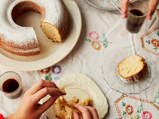 Ciambellone/Yoghurt Pot Cake