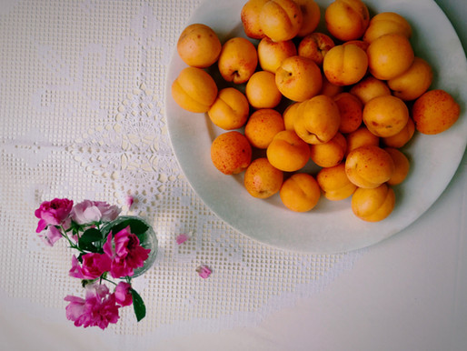 Beginnings & Apricots