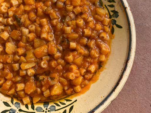 Minestra di Patate: Love in a Dish