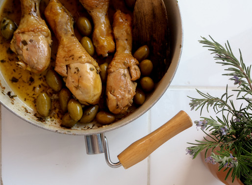 Chicken with Olives