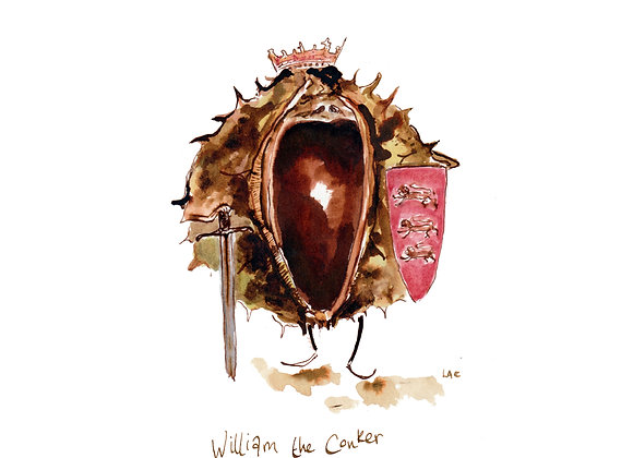 William the Conker