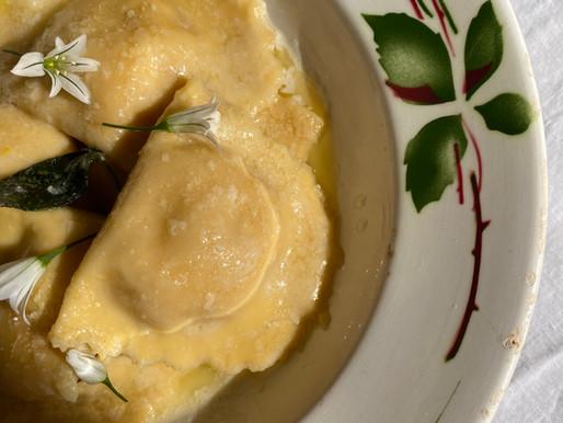 On Love, Lasagne & Ravioli