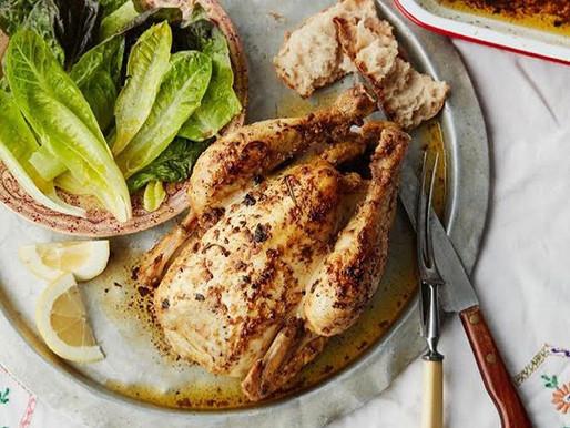A Kind of Italian Roast Chicken