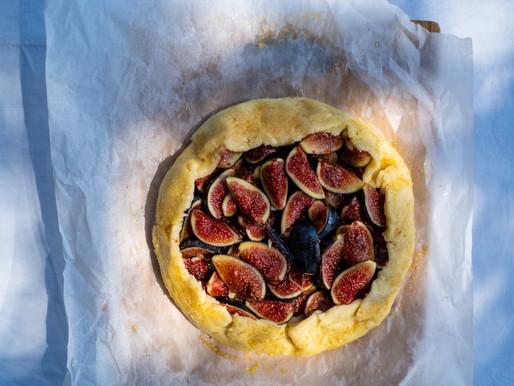 Red Wine & Fig Crostata