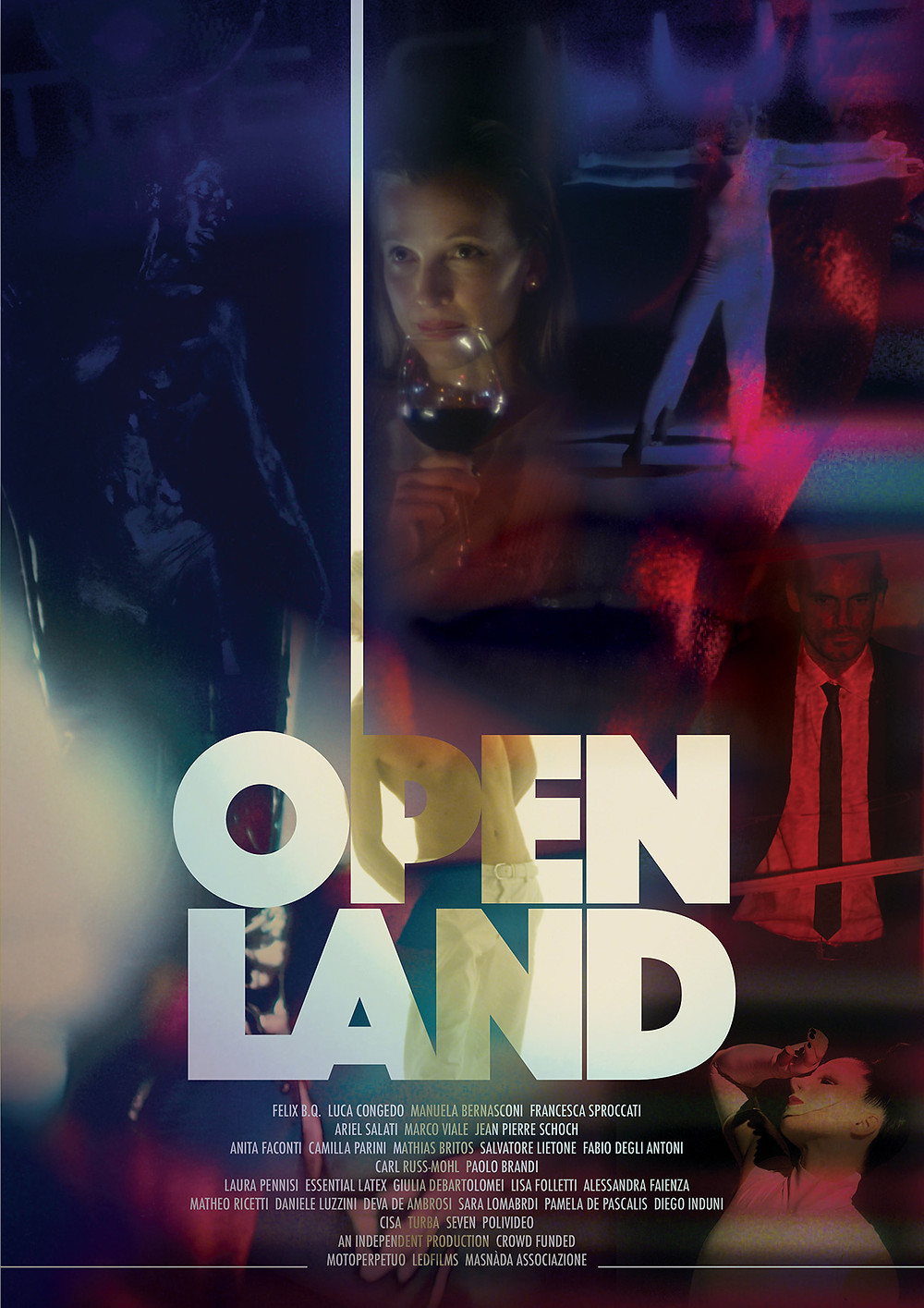 Open Land film poster