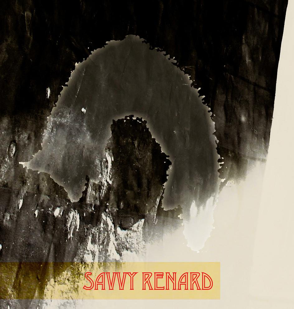 Savvy Renard logo poster