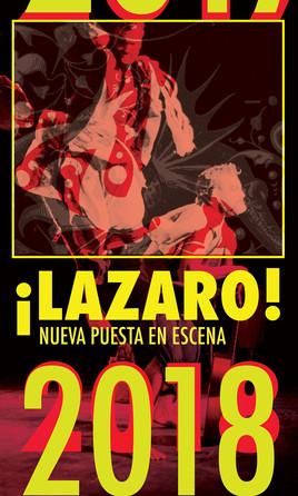 ¡LAZARO! 2018