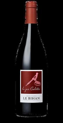 La Pie Colette Rouge  - Mouthes Le Bihan