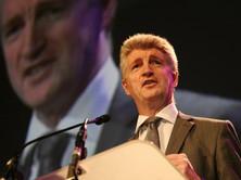 Keynote speaker photo