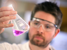 Laboratory staff photo