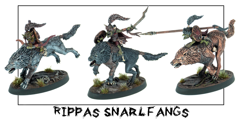 Rippa's Snarlfangs