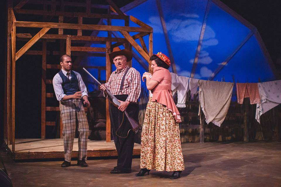OKLAHOMA! at Weathervane Playhouse