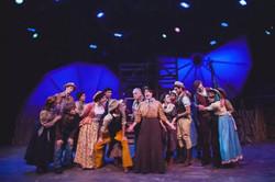 OKLAHOMA! at Weathervane Playhouse