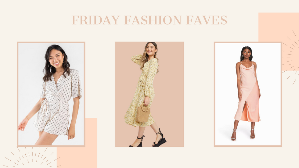 Friday Fashion Faves (June 26)