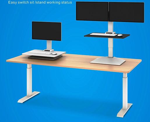 עמדת עבודה ישיבה/עמידה Multi top table MT-1, Argotech