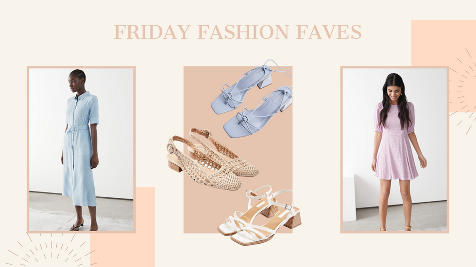 Friday Fashion Faves - July 3