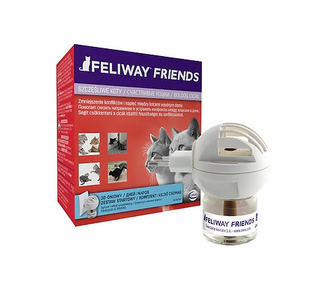 Feliway Friends párologtató készülék és folyadék 48 ml