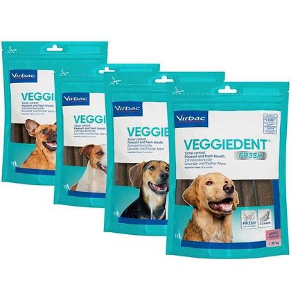 VeggieDent FR3SH rágószalag 15 db