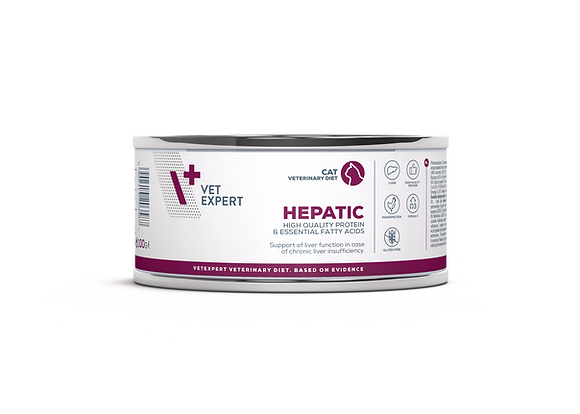 Hepatic Cat konzerv 100g