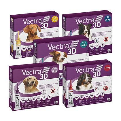 Vectra 3D - XS, S, M, L, XL 3 pipetta