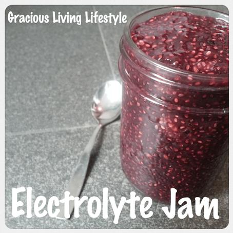 Gracious Living SugarFree, Electrolyte Jam