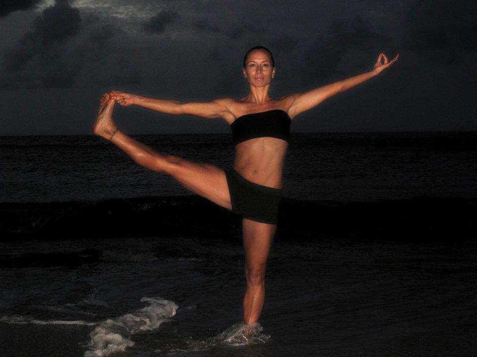 Grace Van Berkum-athlete yoga