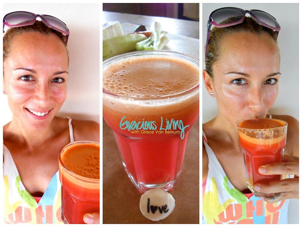 Grace Van Berkum-liver love-Gracious Living