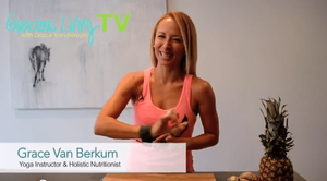 Gracious Living with Grace Van Berkum-GINGER POWER