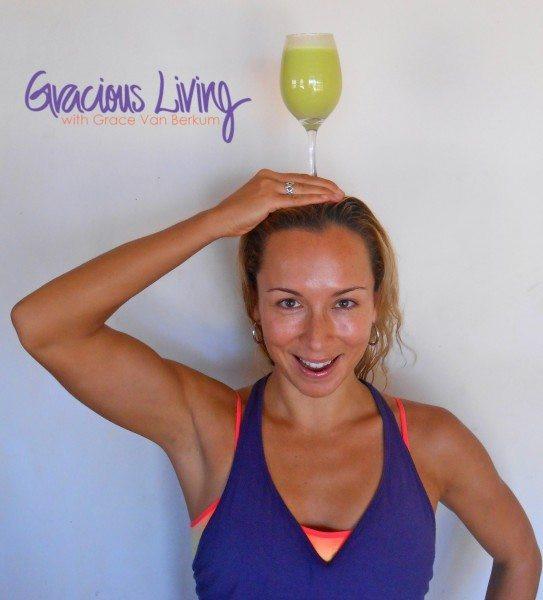 Gracious Living Pina Verde Juice