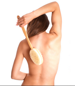 Skin Brushing for Immunity + Detoxification
