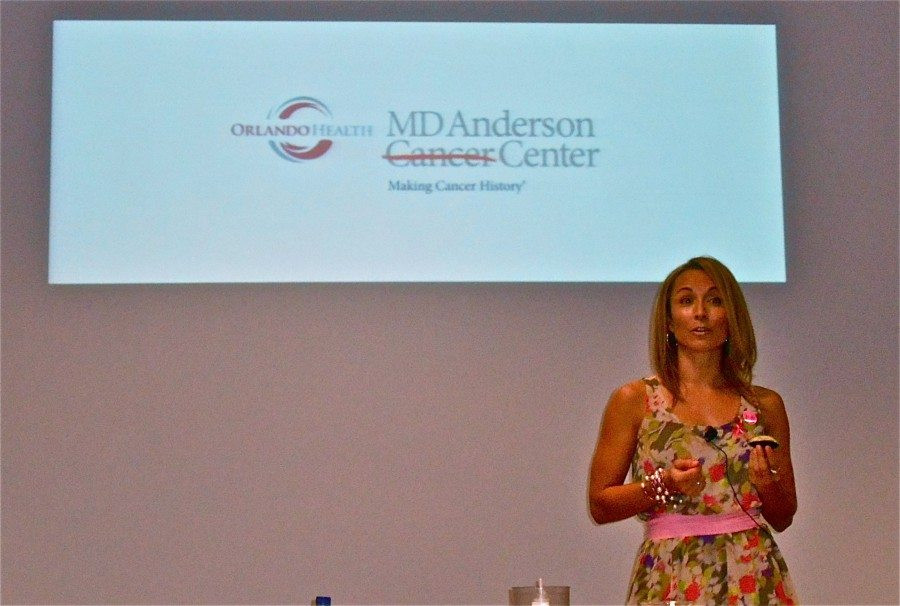 Gracious Living-MD Anderson Cancer Centre-Grace Van Berkum-raw-vegan-plantbased